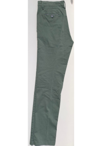 Pantalone Cotone Elasticizzato