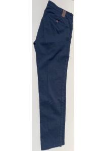 Pantalone Cotone Lavorato